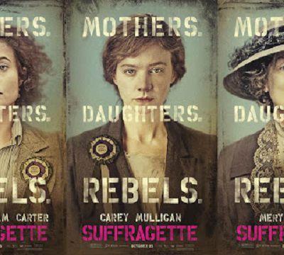 Suffragette - (Sarah Gavron, 2015) - Recensione - Con Carey Mulligan, Helena Bonham Carter, Brendan Gleeson, Anne-Marie Duff, Ben Whishaw