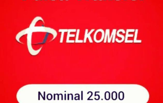 DEPOSIT VIA PULSA TELKOMSEL