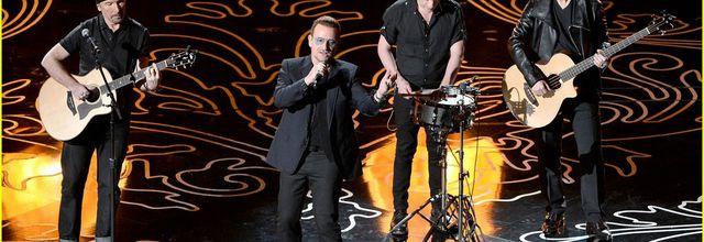 U2  -Ordinary Love  -86e Oscars 02-03-2014