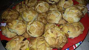 Biscotti ricoperti di conflex cereali