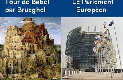 BABEL ET LA CREATION DE L'UNION EUROPEENNE