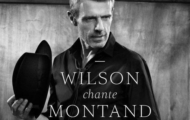 """Dans la nuit du samedi 9 au dimanche 10 décembre à 0h30, France 3 diffusera le spectacle """"Wilson chante Montand"""""""