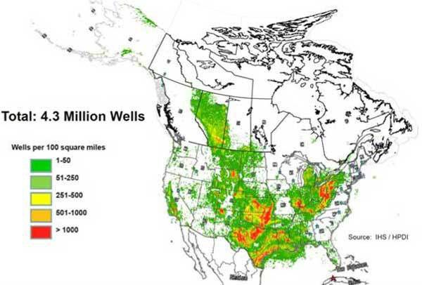 A Princeton University study has found that leaks from abandoned oil and gas wellbores pose not only a risk to groundwater, but represent a growing threat to the climate.  Between 200,000 and 970,000 abandoned wells in the state of Pennsylvania likely account for four to seven per cent of estimated man-made methane emissions in that jurisdiction, a source previously not accounted for, the study says.  Pennsylvania, much like Alberta in Canada, is the oldest oil and gas producer in the United States and the scene of intense environmental controversy due to the impact of hydraulic fracturing on its well-punctured landscape.
