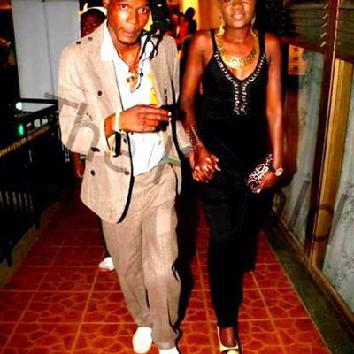 SOUL JAH LUV >ONE AND ONLY ZIMDANCEHALL ARTIST ROLE WITH HIS WIFE