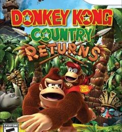 TOP WII Donkey Kong Country Returns (2010)