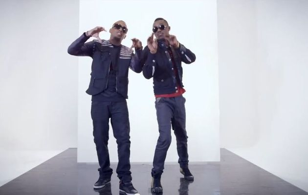[CLIP AFRO] SERGE BEYNAUD Feat COLONEL REYEL - COTE SENSIBLE - 2013