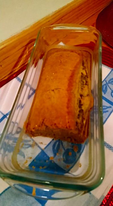 Cake au sarrasin facile !