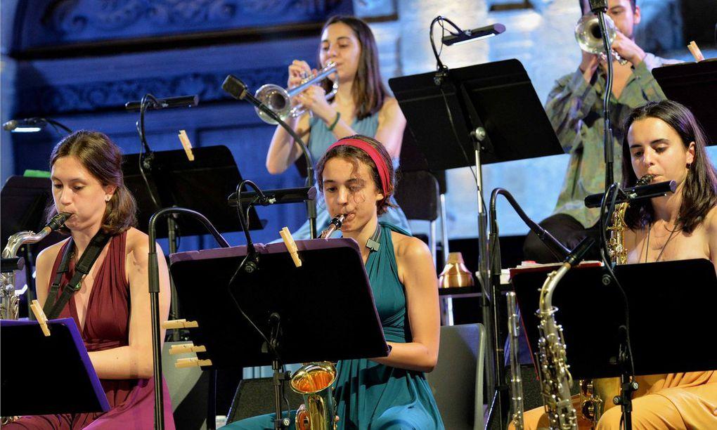 Photos AC : De très jeunes musicien(ne)s pleins de talents