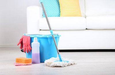 Nos conseils et astuces pour être efficace dans l'entretien de votre maison.