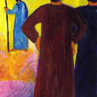 Dieu veut des amis, et non des esclaves - Homélie 14° dimanche du T.O. B