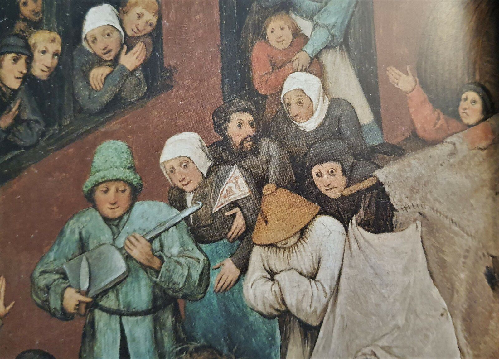 Bruegel par le détail -  Manfred Sellink - Editions Hazan