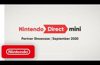 Flop ! Un nouveau Nintendo Direct Mini Mir !