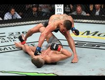 Anthony Pettis Top 5 des finitions