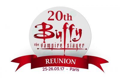 Buffy contre les vampires fêtera ses 20 ans à Paris Manga les 25 et 26 mars.