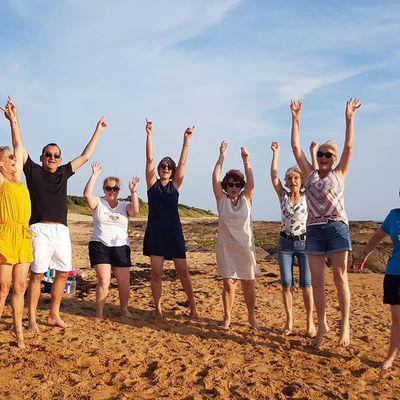 Séance estivale n°5 à la plage - 21/07/2021