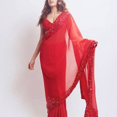 Bollywood Saree Designs to make your Occasion more Glamorous