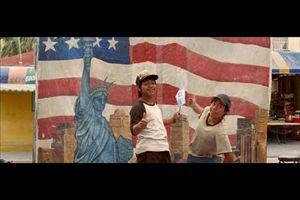 Lycéens au Cinéma : Rêves d'or de Diego Quemanda-Diaz avec la seconde 13