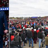 Trump is preparing to restart rallies and says when he'll announce