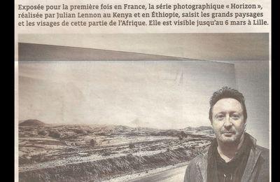 Julian Lennon - La Voix du Nord