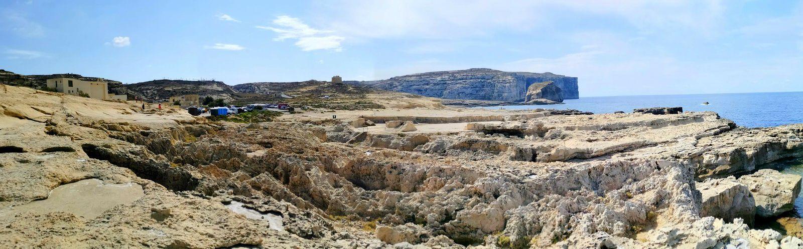Dwejra Bay, Gozo
