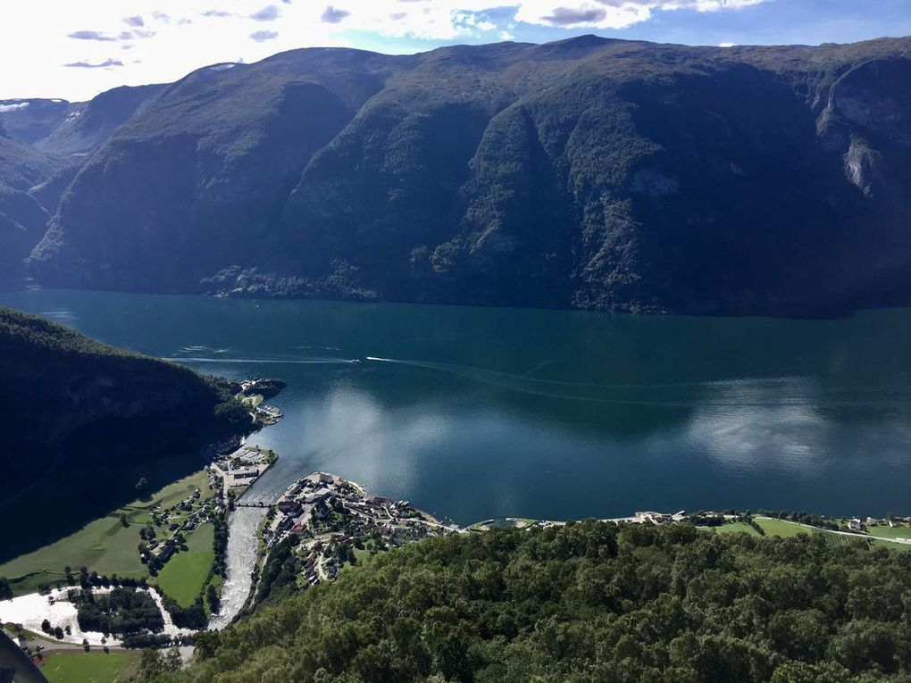 On my way to Norway - Sognefjord bis et retour à Bergen