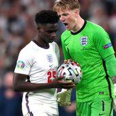 Euro: après la finale perdue, flot d'insultes racistes sur trois joueurs anglais