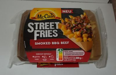 McCain Street Fries Smoked BBQ Beef