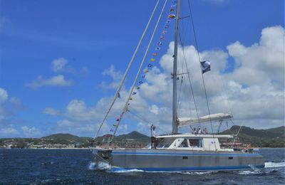 Saint Lucia Welcomes the Return of  World ARC Circumnavigators
