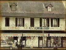 Libre Service St. Cergue
