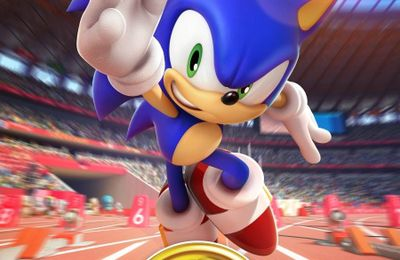 Sonic at the Olympic Games – Tokyo 2020 sera disponible sur mobile au printemps 2020 !