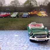 MGB CONVERTIBLE 1985 HONGWELL 1/72 - car-collector.net