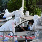 """""""La violence est monnaie courante"""" dans les laboratoires de dépistage de la région"""