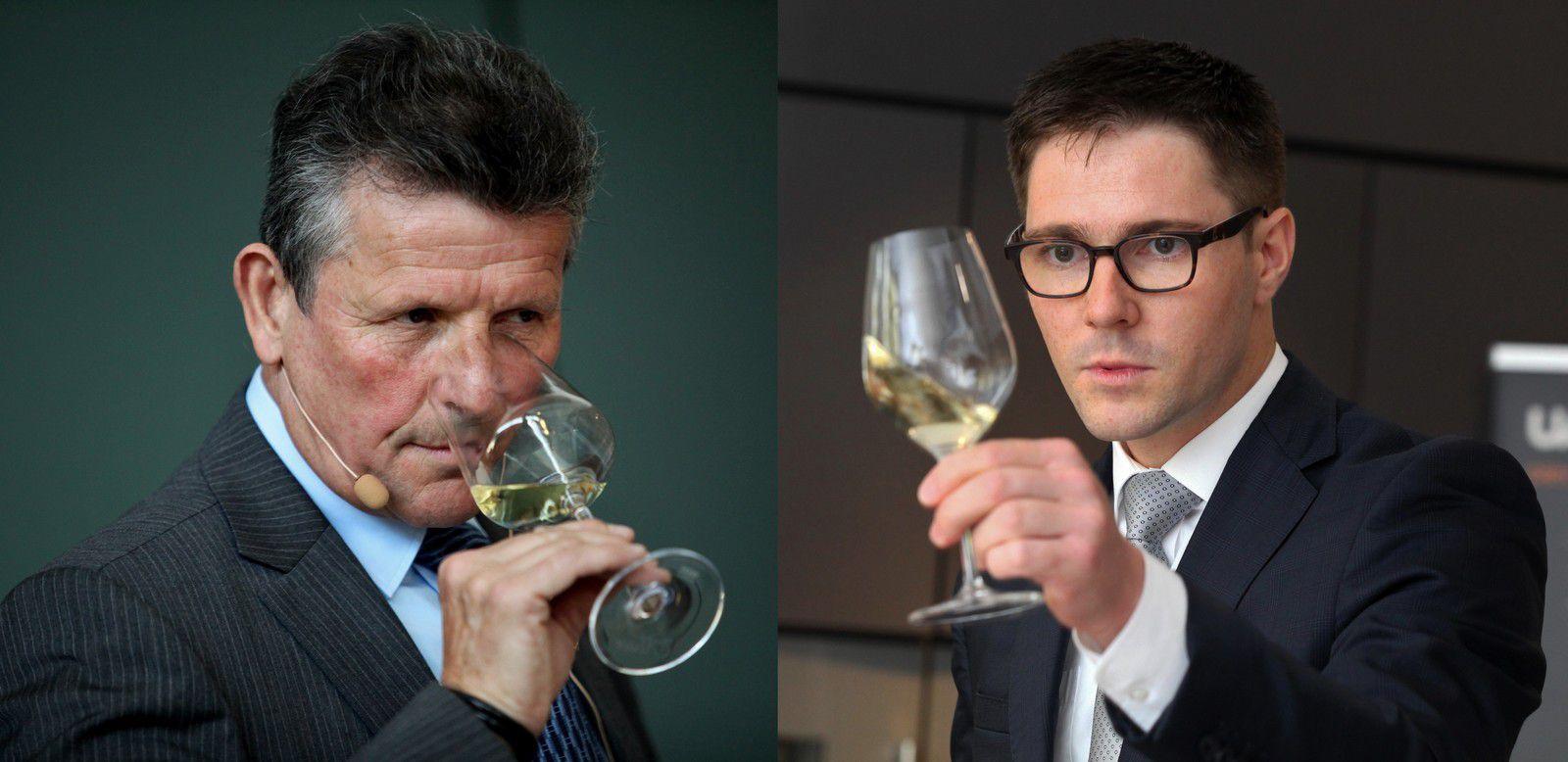 Serge Dubs et Mikaël Grou dévoilent leurs bonnes adresses. (JB)