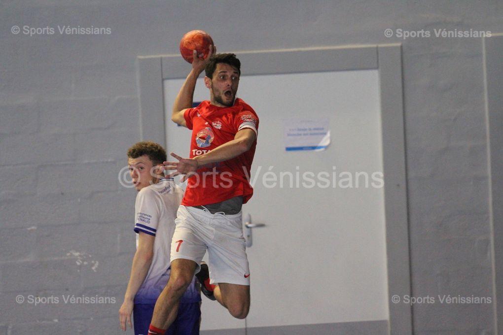 Vénissieux Handball enchaîne avec un troisième résultat positif