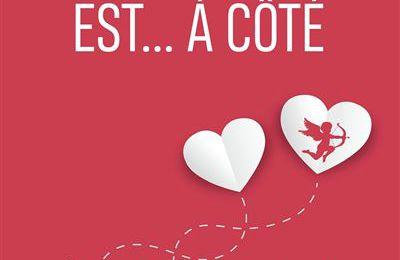 L'AMOUR EST ...A COTE d'Elisabeth Dancele Charmand