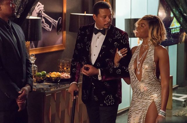 Critiques Séries : Empire. Saison 4. Episode 1.