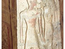 Abydos, Temple Sethi premier ; Amours divines