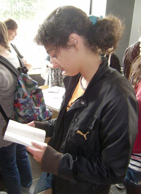 A la Petite Librairie à Brest : sélection de recueils pour la génération suivante