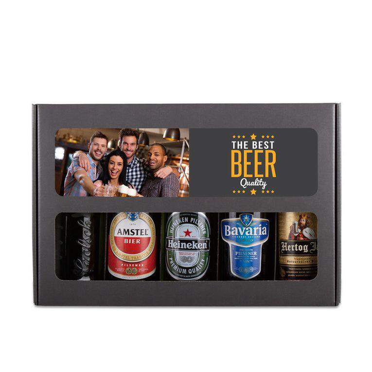 Mon coffret à bière unique et personnalisable avec YourSurprise !