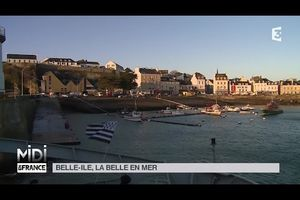 Un week end sur une ile... sans quitter la France / Belle-Ile en mer...