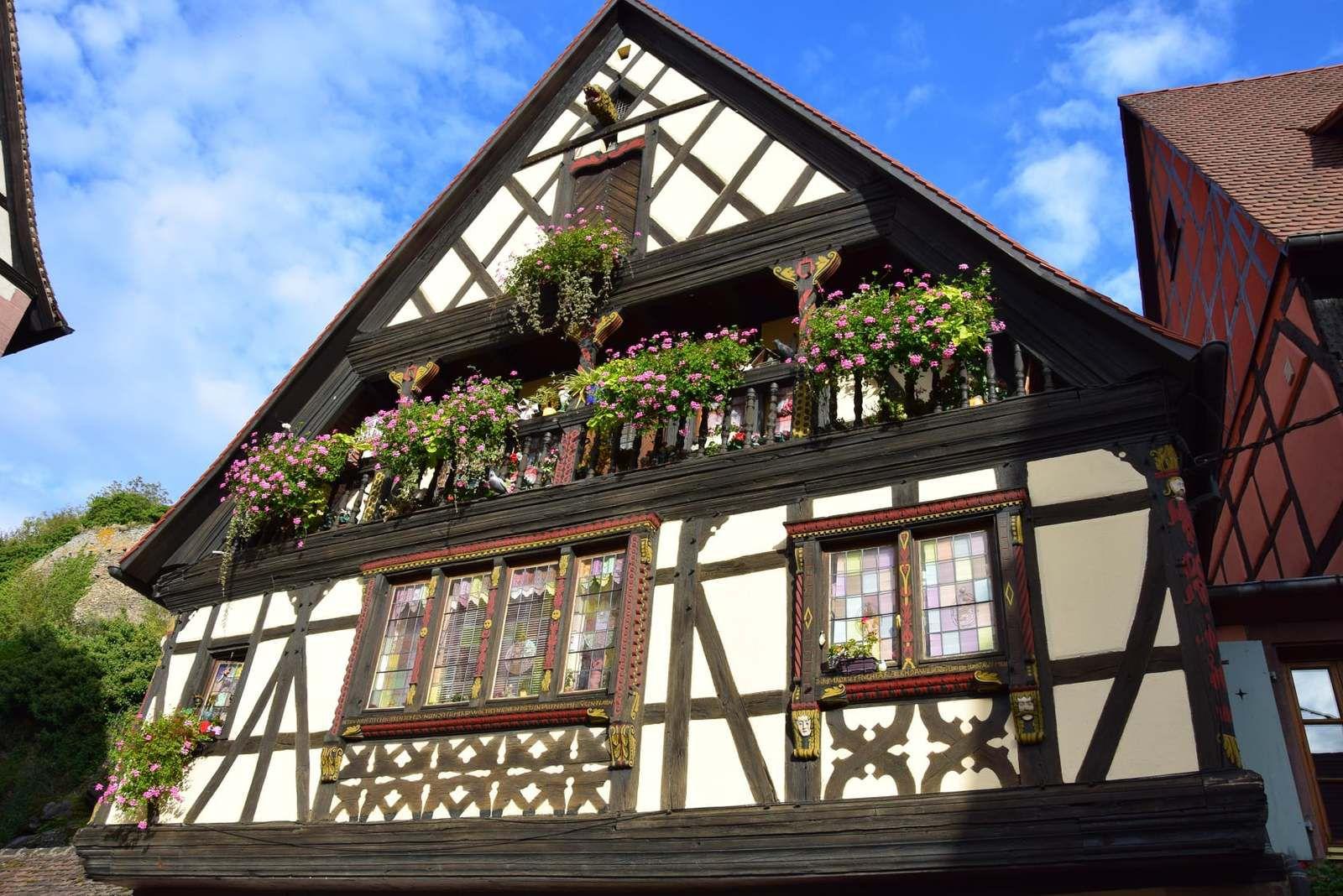 La maison Herzer date de 1592