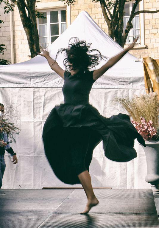 La Danseuse..