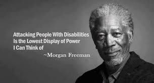 #Campaigns • Stop attacking people with disabilities