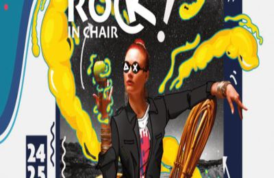 📌 FESTIVAL ROCK IN CHAIR ÉVREUX