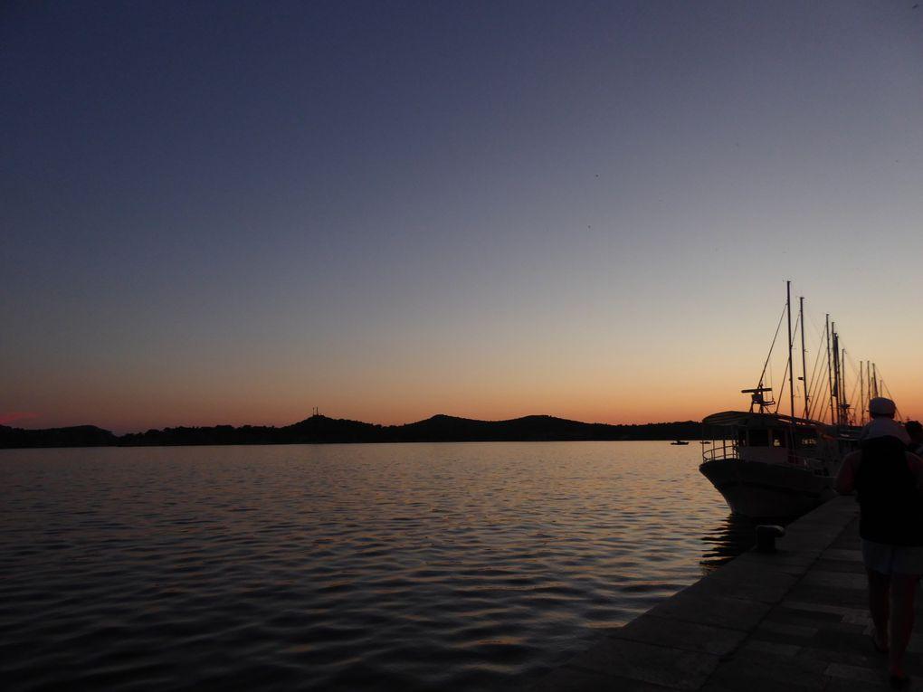 Šibenik - Croatie été 2015.