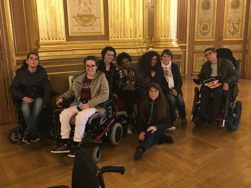 Sortie Grand Théâtre à Bordeaux