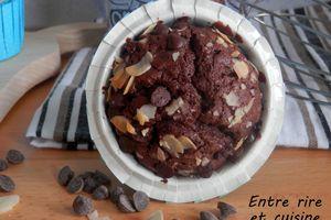 Véritables Brownies...en mini, c'est encore plus craquant !