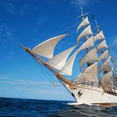 Bark EUROPA - La vie à bord