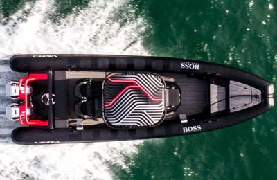 Rigid Inflatable Boats - Alex Thomson Racing teams up with Highfield