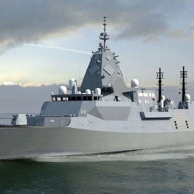 Neuf frégates de classe Hunter pour la Marine royale australienne